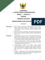 Raperda Yankes Pkm Kab Blitar 2016 Revisi