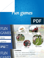 Fun game berkelompok