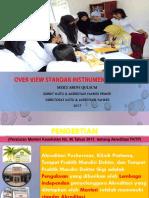 Over View Standar Akreditasi Dan Audit Internal