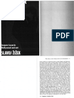 Zizek S. Why Does a Letter Always Arrive at Its Destination Pp. 9 28