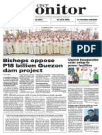 CBCP Monitor July Vol22 n16