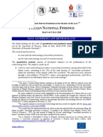 CODIRE - Italian National Findings