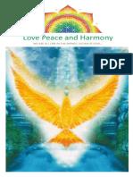 (16) -1-31 Ekim 2009 - Love Peace and Harmony Journal