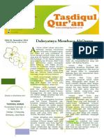 Bulletin Tasdiq 01