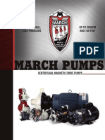 March Pump Catalog 2013