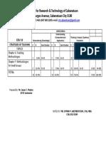 Evaluation HRM4