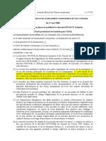 European Directive 2006 42 CE
