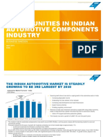 Automotive Components Market in India