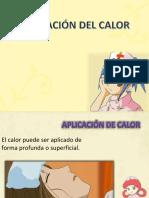 aplicacionlocaldecalor