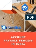 Account Payable Process in India