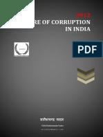113595287 Culture of Corruption in India