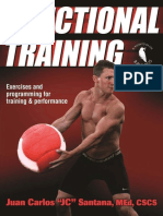 (Juan Carlos Santana) - Functional Training - 1st Edition (2016)