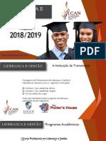Prospectus 2018-2019