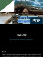 Elokuvaklassikko Blade Runner