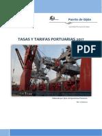Puerto de Gijon LIBRO-TARIFAS-2017-v1-20170208-Castellano
