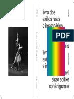 FITEI 40 Livro dos exílios reais e imaginários CAPA