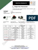 Ego Data Sheet
