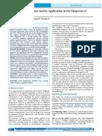Modified Alvarado Score and Its Application in the Diagnosis of Acute Appendicitis
