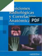 Bontrager Kenneth L - Posiciones Radiologicas Y Correlacion Anatomica 5ed(OCR y Opt)