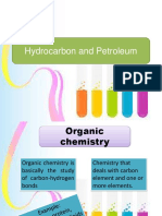 Hydrocarbon and Petroleum.pptx