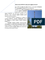 Punerea in f-tie a emitatorului DVBT2 la Soroca