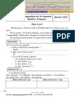 examen n°01 2e trimestre français  3AP.pdf