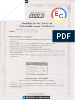 _EC_EXAMEN EXTERNO DE BECAS - ANUAL SM Y INTEGRAL - ADUNI - 2017.pdf