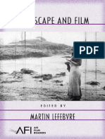 Martin Lefebvre - Landscape and Film (Afi Film Readers) (2006)