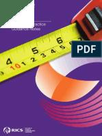 Method of Measured SCSI