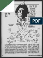 Naipaul et la révolution iranienne