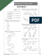 7 Razones Trigonometricas de Angulos Agudos