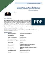 Daniel Gomez Curriculum-Vitae
