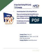 RuPay T-20 Campaign v2