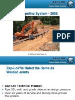Presentacion de Zap Lok