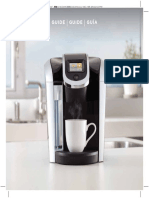 Keurig 2.0 K400 User Guide