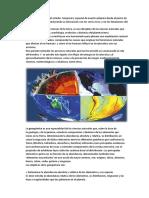 La Geociencia Abarca El Estudio Temporal y Espacial de Nuestro Planeta Desde El Punto de Vista Fisico y Químico
