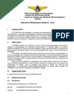 Projeto Pedagógico Ceaae 2016 - Versão 05out16