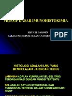 Prinsip Dasar Imunohistokimia