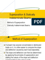 Superposition and Statically Indetermina - GDLC