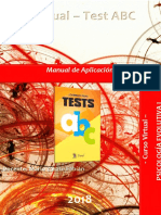 Manual Test Abc