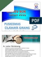Presentation Monev Bok 2016