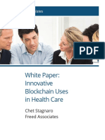 White Paper_ Innovative Blockchain Uses in Health Care