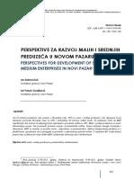 Perspektive za ravoj malih i srednjih preduzeca u Novom Pazaru.pdf
