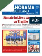 Panorama Trujillano  14-08-2018.