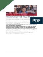 info TICS