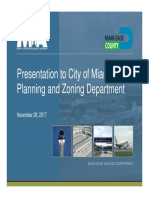 MIA Zoning Presentation to the City of Miami 11-28-17