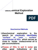 Geochemical Exploration