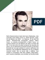 Pedro Buenaventura Jesús Del Junco