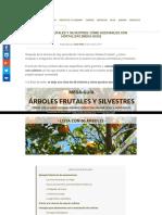 Arboles Frutales Asociaciones Beneficiosas Con Hortalizas Articulo Web Gigante