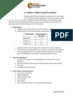attendance basics for caretakers